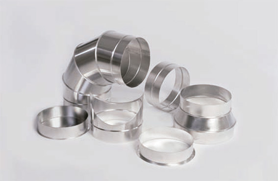 Ducto circular aluminio
